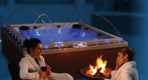 Surprising Uses For A Hot Tub